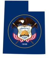 Utah with image